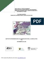 Proyecto Platano Bolivia