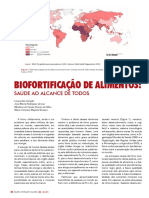 Biofortificação de Alimentos