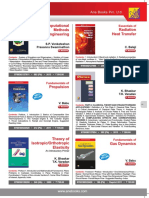 Ane Books - Mechanical Engineering Catalogue