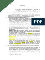 ARTROLOGÍA- Generalidades