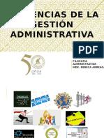 Tendencias de Gestión Administrativas