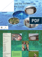 Rainwater and the Millennium Development Goals