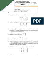 Tarea 1 Matrices