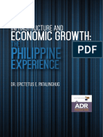 Infrastructure and Economic Growth - The Philippine Experience