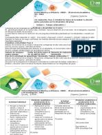Guía de Actividades y Rubrica de Evaluac. Paso 3 Estudiar Los Temas de La Unidad 2