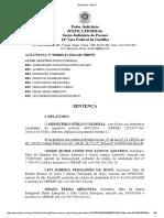 Operação Hashtag Sentença do Juiz Federal Marcos Josegrei da Silva, da 14ª Vara Federal de Curitiba