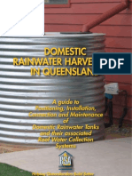 Domestic Rainwater Harvesting in QueensLand