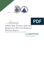 Tj Deep Water Horizon Response Mission Report June3!11!2010final