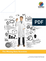 Wipro Analytics the Missing Data Scientists