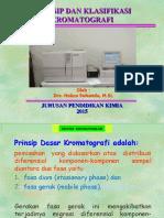 00.Prinsip Dan Klasifikasi Kromatografi