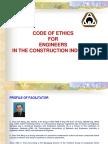 Engineers in Construction Industry - Ir. Choo Kok Beng
