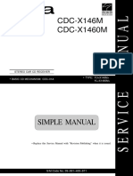CDC-X1460M