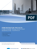 Urban Water Program Case Studies