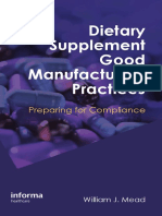 Dietary Supplement GMP.2012