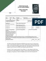 Viral Video of Winston-Salem Arrest; Police Dept., Woman in Video Respond