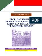 Teori Dan Praktisi k3l Di Indonesia 2005 2015(1)