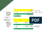 Cálculo de Perfiles Estructurales