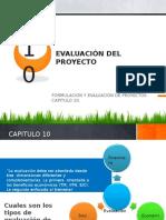 evaluacion proyecto