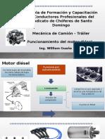 Funcionamiento Del Motor Diesel