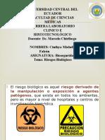 RIESGOS-BIOLÓGICOS
