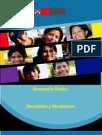 Análisis de Situación de Salud de Las y Los Adolescentes Ubicándolos y Ubicándonos