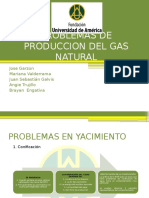 Problemas de Produccion Del Gas Natural