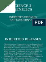 Science 2 - Genetics