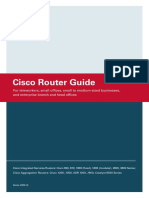 Cisco Router Guide 2009