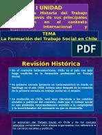 2. I UNIDAD. La Formación Del T.S. en Chile.2017