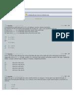 INTRODUÇÃO AO CÁLCULO DIFERENCIAL simulado av1 2013.docx