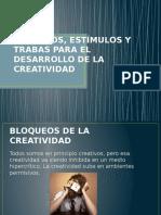 BLOQUEOS, ESTÍMULOS Y TRABAS PARA EL DESARROLLO.pptx