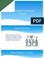 Linear Potential Polarography