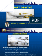 Chapter 12 - Aircraft de-Icing System