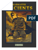 Warmaster Ancients - Warmaster Ancients RUS