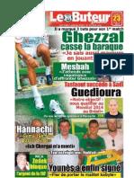 LE BUTEUR PDF du 23/07/2010