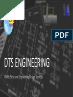 Company Profile - DTS Engineering
