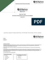 Microsoft.PREMIUM.70-464.v2016-07-13.by.VCEplus.28q-182q