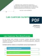 Las Cuencas Suramericana