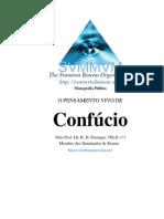 O PENSAMENTO VIVO DE CONFÚCIO