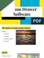 bottom drawer software