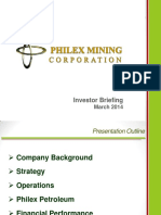 Investor Briefing