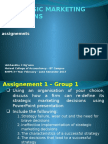 Assignments 1 5