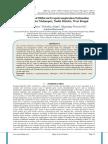Comparison of Different Evapotranspiration Estimation Techniques for Mohanpur, Nadia District, West Bengal