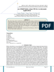Drag Optimization of Bluff Bodies using CFD for Aerodynamic Applications