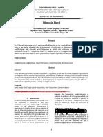 Informe Lab 1 Diltacion Lineal CUC