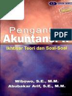 Buku Pengantar Akuntansi II (Wibowo)