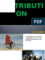 Rural Distribution