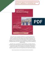 Introducción a la Ecología y Biotecnología