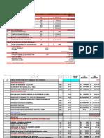Excel de Partidas