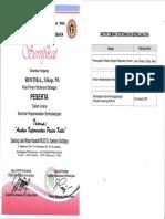 14. Seminar Askep Px Kritis 2014